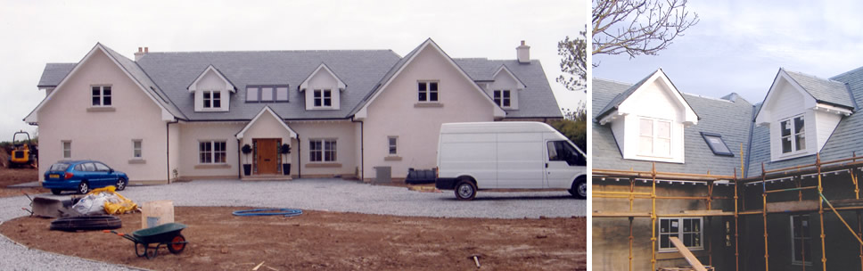 Border Roofing New Builds & Conversions