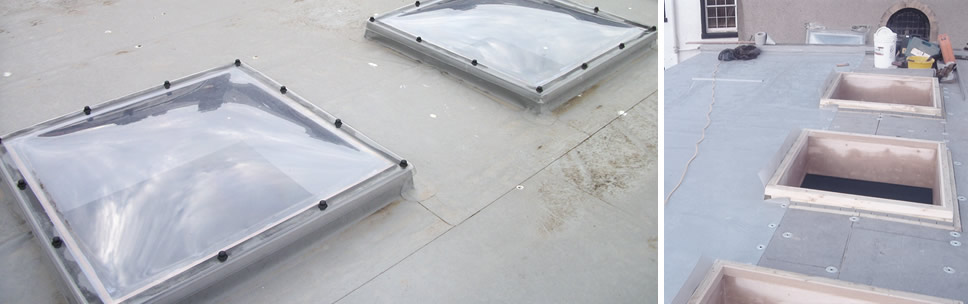 Border Roofing Flat Roof